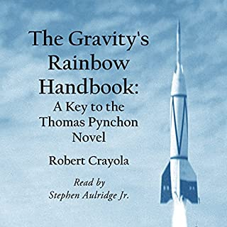 The Gravity's Rainbow Handbook cover art
