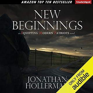 EMP: Equipping Modern Patriots: New Beginnings audiobook cover art