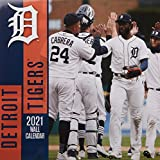 Detroit Tigers 2021 Calendar