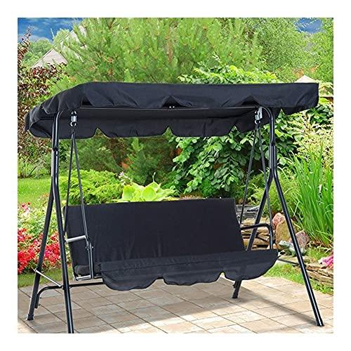 Gartenhourt Swing Sunshade Dachabdeckung, Outdoor Swing Chair Hängematte Baldachin, (Color : 03+50pcs Incense Cone)