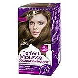 Schwarzkopf - Perfect Mousse - Coloration Mousse Permanente sans Ammoniaque - Blond Foncé 700