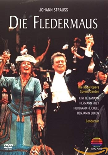 Die Fledermaus (Il Pipistrello)(Opera Completa)(Dvd)