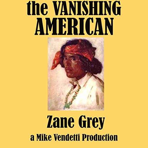 Couverture de The Vanishing American