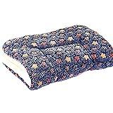 Hoylson Warme Hundedecke Waschbare Hundematte Flauschige Katzendecke Weich Haustier Matte Decke für Hund Katze Welpen(Blau, S)