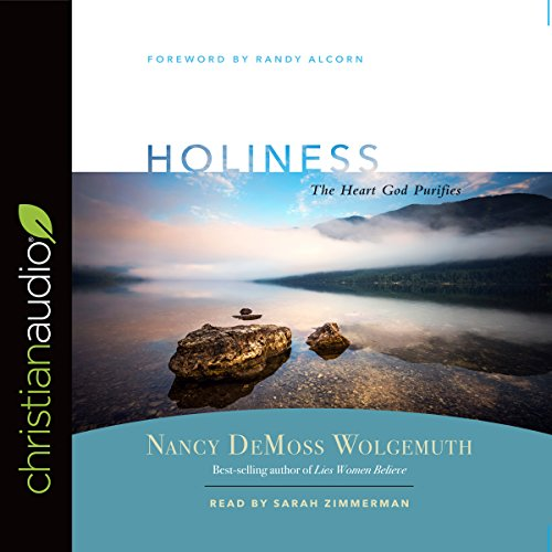 Holiness audiobook cover art