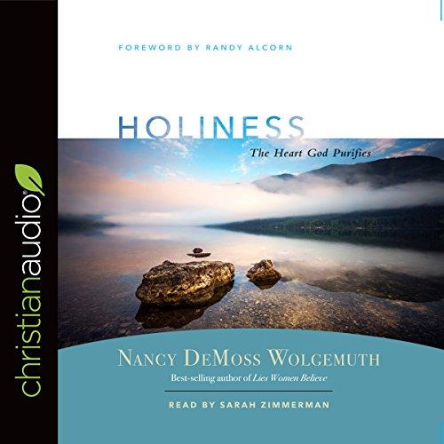 Couverture de Holiness