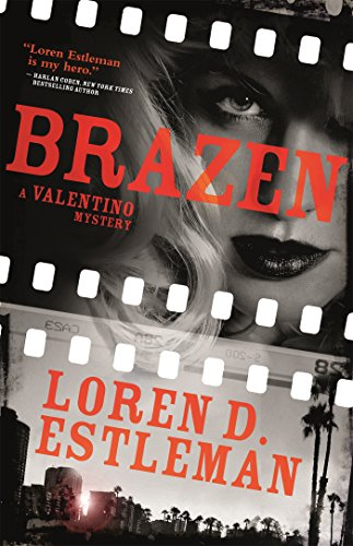 Image of Brazen: A Valentino Mystery (Valentino Mysteries)