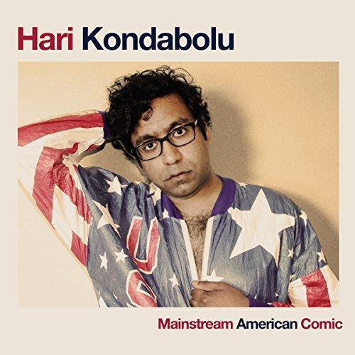 Mainstream American Comic audiobook cover art