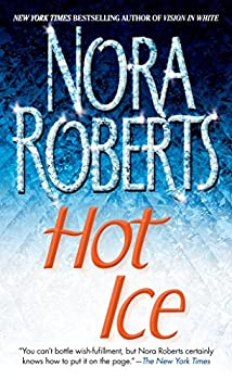 Paperback Hot Ice: A Novel Book
