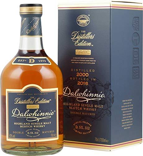 Dalwhinnie Distillers Edition 2000/2016 Single Malt Scotch Whisky 43% 0,7l Fl.