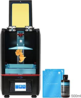 ANYCUBIC Photon 3D Printer UV LCD Photocuring Assembled Innovation with 2.8'' Smart Touch Color Screen Off-line Resin Print 4.53