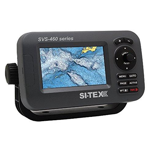 SI-TEX SVS-460C Chartplotter - 4.3' Color Screen w/Internal GPS
