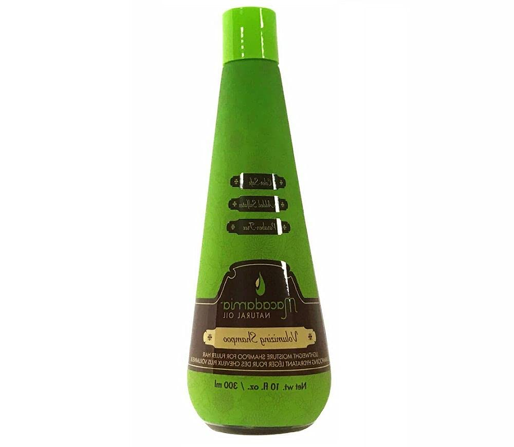 Lim-style Macadamia Challenge the lowest price Hair Max 47% OFF Care Volumizing Shampoo oz 10 4115-444
