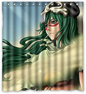 Bleach Manga custom Shower Curtain 66