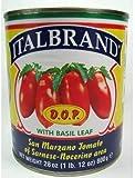 Italbrand, San Marzano Tomatoes D.O.P., 28...