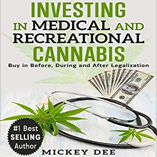 Investing in Medical and Recreational Cannabis audiobook cover art