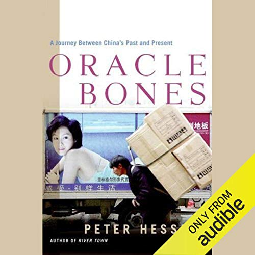Couverture de Oracle Bones