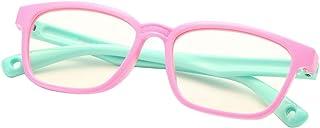 قاب عینک بلوک نور کودکان و نوجوانان DeBuff قاب Nerd Soft قاب قاب ، محافظت UV400