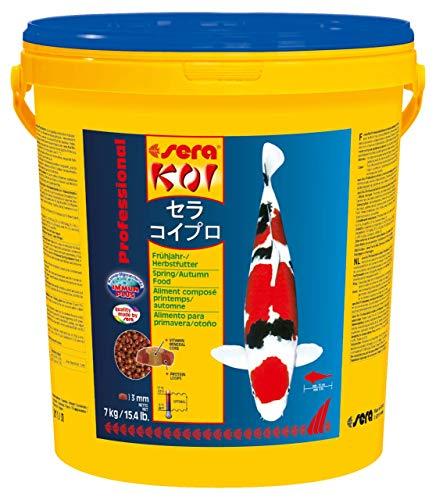 sera Koi Professional Frühjahr-/Herbstfutter 7 kg