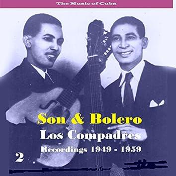 The Music of Cuba - Son & Bolero / Recordings 1949 - 1959, Volume2
