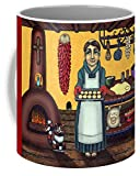 Lplpol San Pascual Making Biscochitos - Taza de café y té (325 ml)
