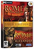 Rome: Total War - Gold Edition II (PC DVD) [Importación inglesa]