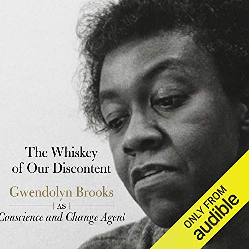 The Whiskey of Our Discontent audiobook cover art