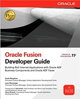 F.Nimphius's .L.Munsinger'sOracle Fusion Developer Guide(Oracle Fusion Developer Guide: Building Rich Internet Applications with Oracle ADF Business Components and Oracle ADF Faces (Osborne ORACLE Press Series) [Paperback]2009)