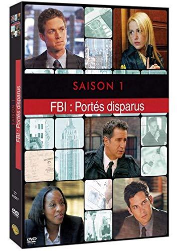 Coffret FBI portés disparus, Saison 1
