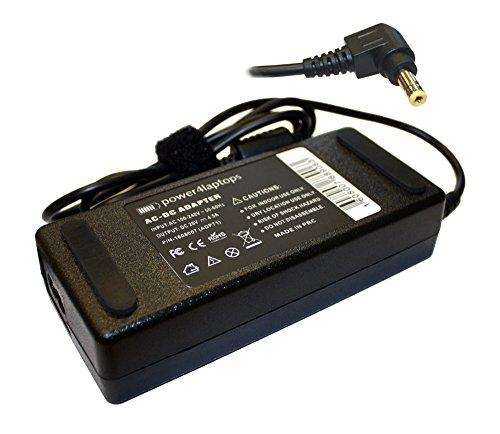 Power4Laptops Netzteil Laptop Ladegerät kompatibel mit Fujitsu Siemens Esprimo D9510