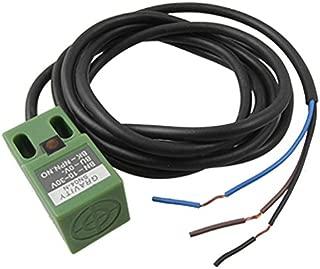 Nitrip PS-05N 3 fils NPN DC12-24V Commutateur de proximit/é de d/étection de capteur inductif normalement ouvert
