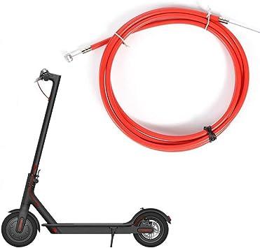 Generico Cable funda de freno compatible para patinete xiaomi ...