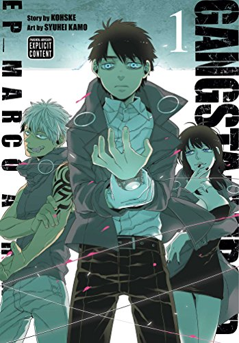 Gangsta.: Cursed, Vol. 1