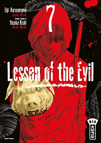 Lesson of the evil - Tome 7