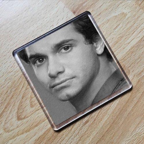 Seasons ELYES Gabel - Original Art Coaster #js002