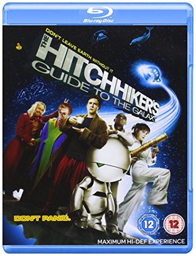 The Hitchhikers Guide to the Galaxy [Reino Unido] [Blu-ray]