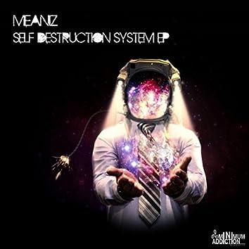Self Destruction System EP