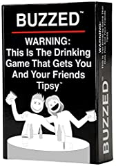 Adults Only: This is a drinking game, so it is for ages 21+. Not intended for children. Please drink responsibly. How to Play: It's simple — take turns drawing a card from the top of the deck. When it's your turn, read the card out loud and either yo...