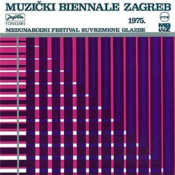 Muzički Biennale Zagreb 1975.