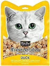 Kit Cat Freeze Bites Duck Freeze Dried Cat Treats 15g