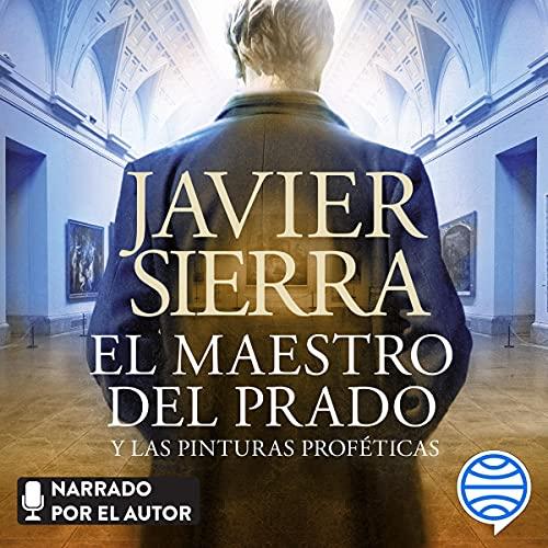 Diseño de la portada del título El maestro del Prado