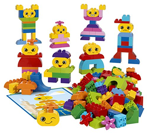 Build Me 'Emotions' Set for Social Emotional Development by LEGO Education DUPLO