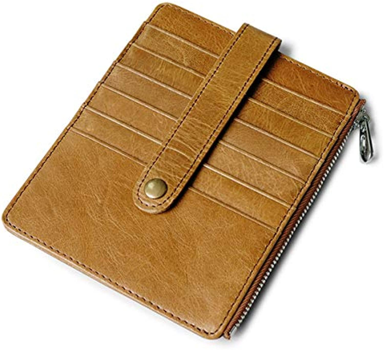 505e14c7ee86 Fishagelo Fishagelo Fishagelo Men's Genuine Leather Passport Card ...
