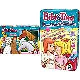 Schmidt Spiele 40577 - Bibi und Tina, Das große Rennen & Bibi & Tina 51404 Bibi und Tina, Freundschaftsarmbänder