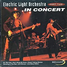 NEW Electric Light Orchestra - In Concert Part Two (CD)