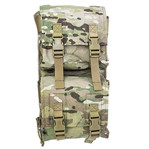 Karrimor SF Predator Side Pocket Double Omni Single PLCE Pouch One Size Multicam With Jacquard Webbing
