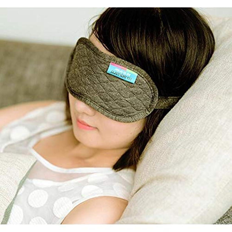 NOTE 1ピースナチュラルスリーピングアイマスクアイシェード3dアイマスクトラベルツール低反発睡眠シェードカバー睡眠目隠しC2