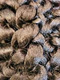 Mane Concept Afri Naptural Caribbean Bundle Braids SASSY CURL 18 CB 22 (4 - Medium Brown)
