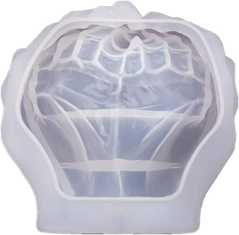 Selling and selling CUCUDAI Double Hands Ashtray Crystal Max 73% OFF Casti Dish Epoxy Resin Mold