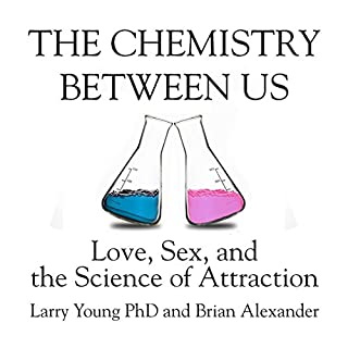 The Chemistry Between Us audiobook cover art
